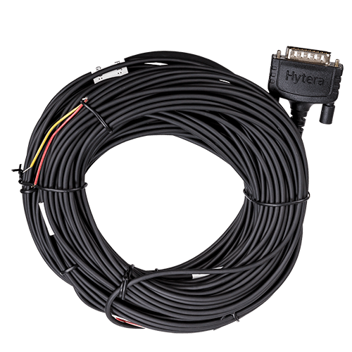D-Sub DA-26 (M) to SPK-PTT-IGN (ignition) cable